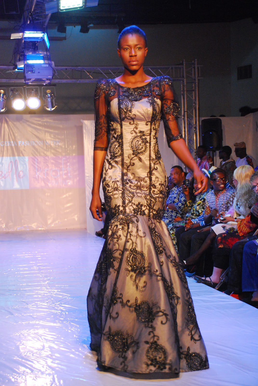 Nigerian Dresses 2012 Nigerian fashion week 2012