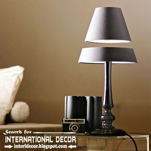 Italian table lamp, Italian lamp, Unique table lamp, Italian accessories