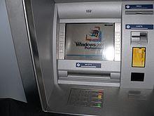 automated teller machine definition