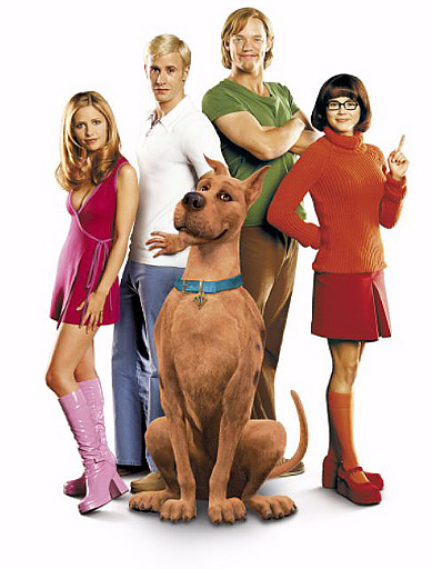 Keeping it reel scooby doo - Scoubidou film ...