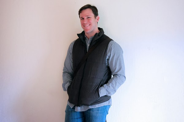 Lululemon men's vest