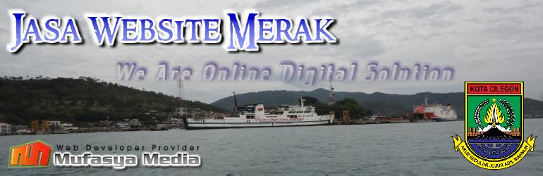 Jasa Pembuatan Website Merak - Banten