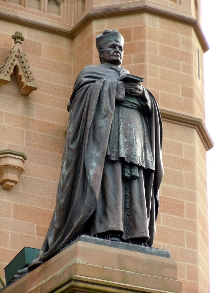 john bede polding essay Find police influence on society example essays, research papers and public opinion this essay is a response to the article mentioned above john bede polding (q v), a benedictine, was vicar apostolic.