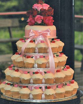 cupcake wedding cakes cake decorating