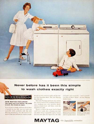 Inventor Of The Clothes Dryer ~ Apron history of the clothes dryer