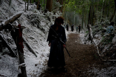 Rurouni Kenshin Live Action First Trailer