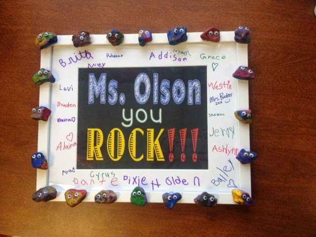 A guest blog post from Faith at Kindergarten Faith all about a great idea for a student teacher gift!