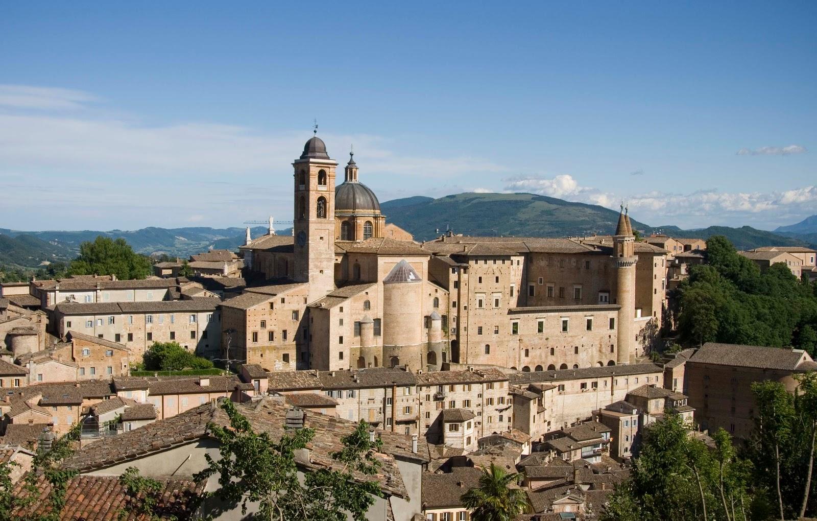 Italia By Danyell: Urbino, Italy