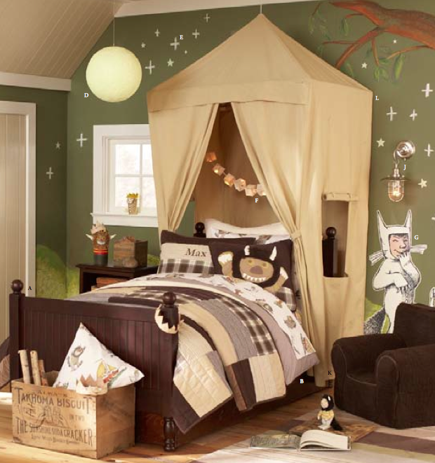 Nursery notations pottery barn fall preview for Pottery barn kids room ideas