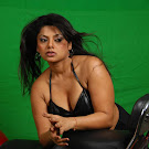Swathi Varma in Black  Spicy Photo Set