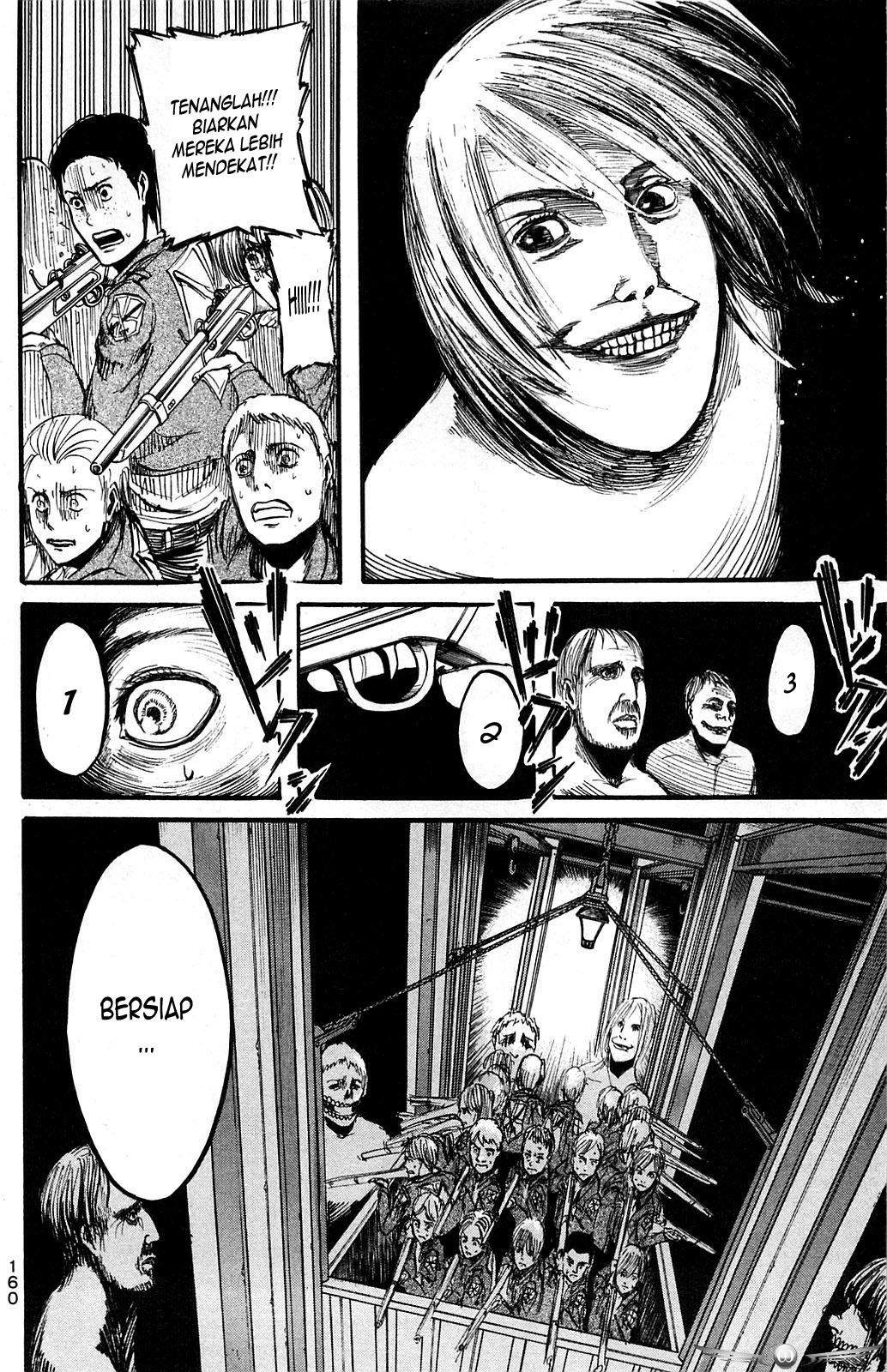 Shingeki no Kyojin Chapter 9-10