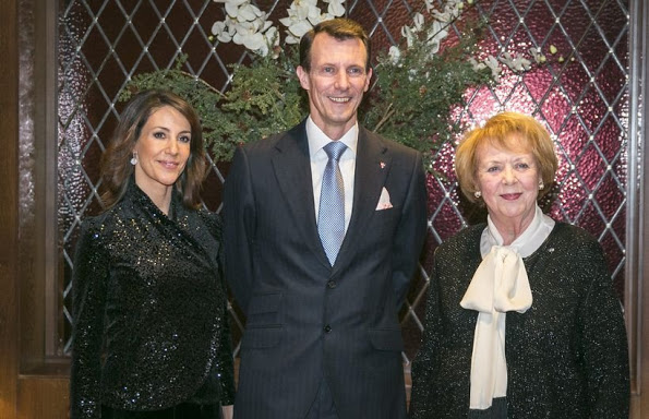 Prince Joachim And Princess Marie's Visit To Iceland, The Gala Dinner