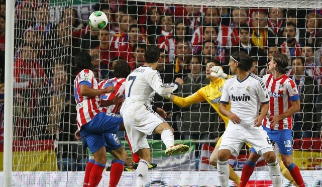 أهداف نتيجة مباراة ريال مدريد واتلتيكو مدريد يوتيوب 24-5-2014 نهائى ابطال اوروبا