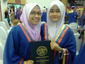 we were graduated :')