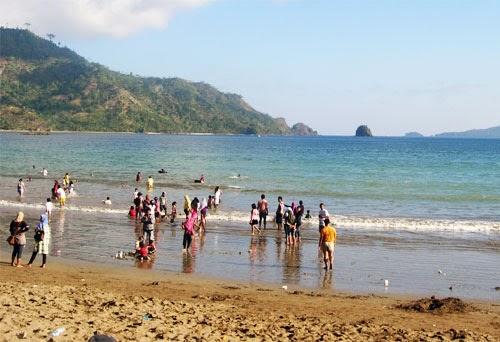 Wisata Pantai Prigi Trenggalek
