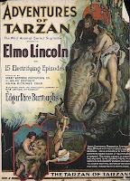 TARZAN O REI DOS MACACOS - 1919