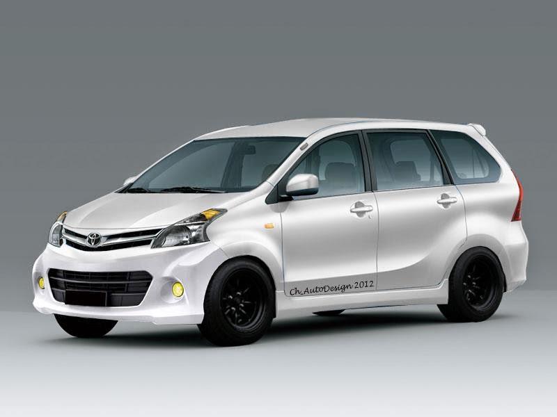 Demikian ulasan berkaitan Modifikasi Toyota Avanza Veloz Terbaru yang ...