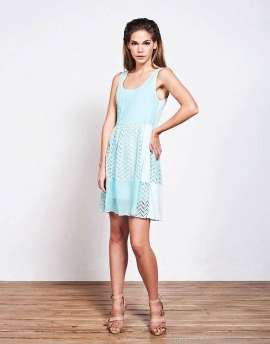 La Cofradía vestidos primavera verano 2014
