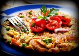 Resep Omelet Telur Tahu
