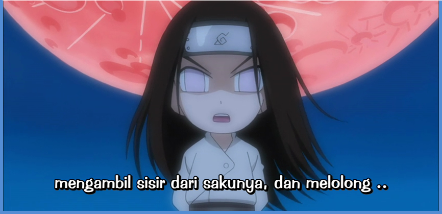 Naruto SD - 21 [Subtitle Indonesia]