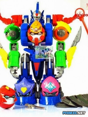 Robo Trái Cây 2