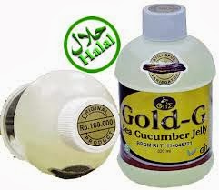 Jelly Gamat Gamat Gold-g