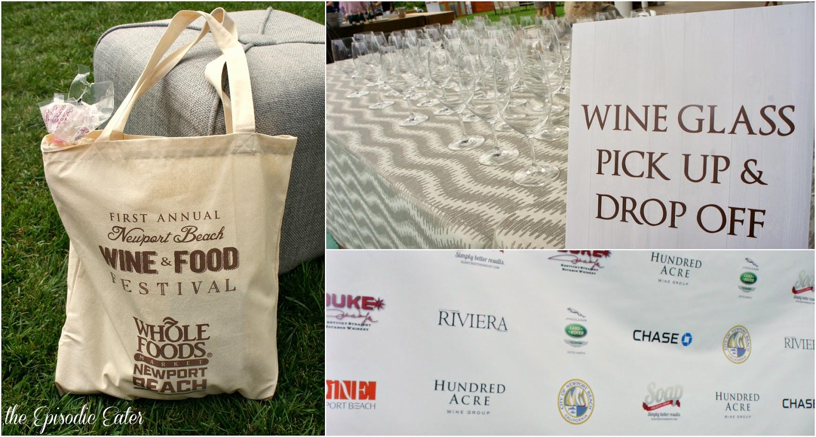 Newport Beach Wine Food Festival (Newport Beach, CA) #1 on The Episodic Eater