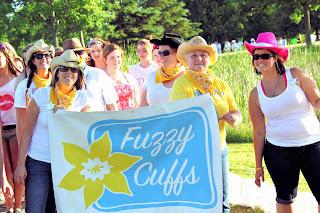 breast cancer blog; best friends support; relay for life; ottawa senators