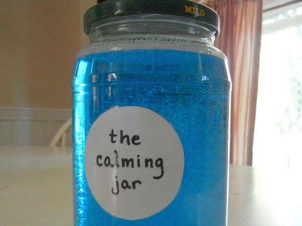 Making It Count :: The Calming Jar Amidst a Parental Revelation