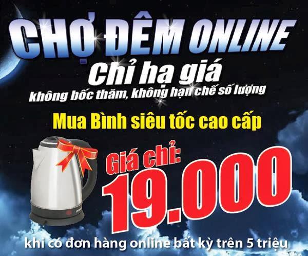chợ đêm online
