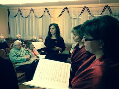 Cesis Castle Choir