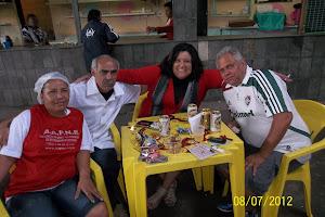 NOSSO DIRETOR DE RELAÇÕES PUBLICAS TENENTE WILLAM ,O DIRETOR-ADMISTRATIVO GIL ,