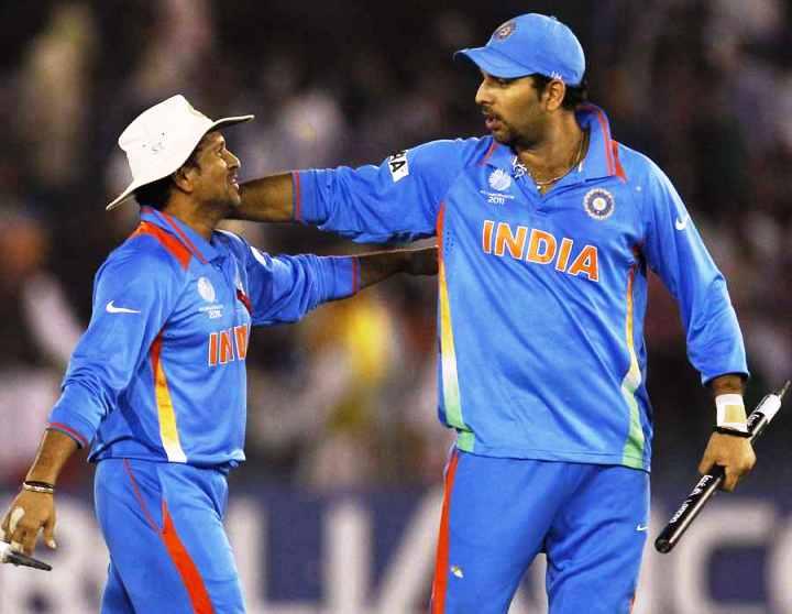 Yuvraj Singh Lost His ...