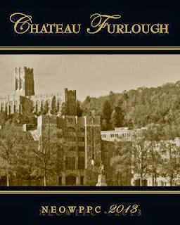 Northeast Ohio West Point Parents Club wine label winner 2013 Chateua Furlough