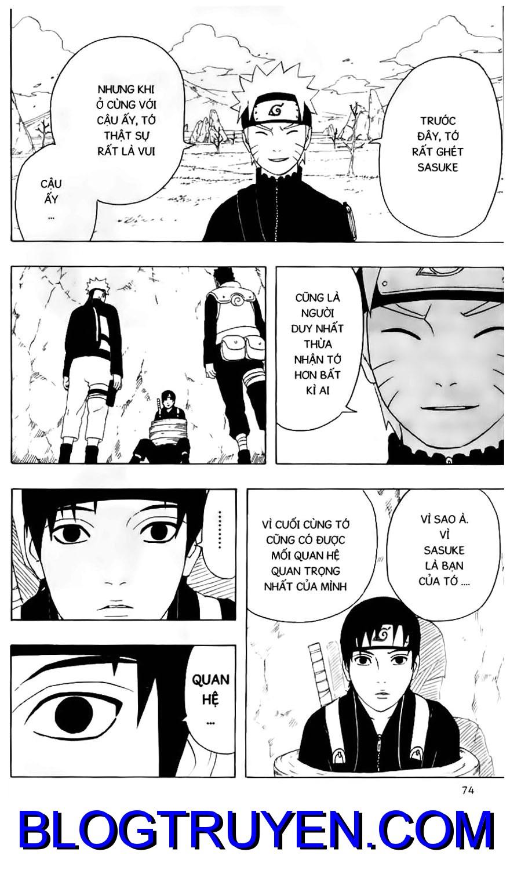 Naruto chap 303 Trang 16 - Mangak.info