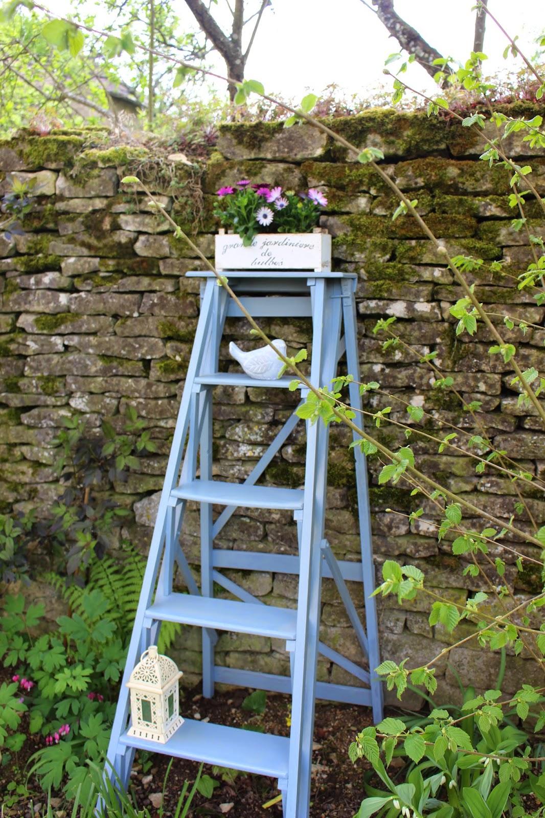 Notre jardin secret d co et vie du jardin for Deco du jardin