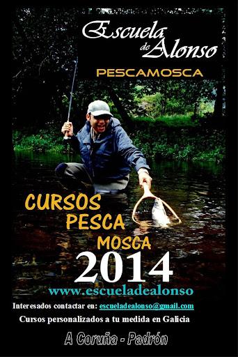 Cursos Pesca Mosca 2014