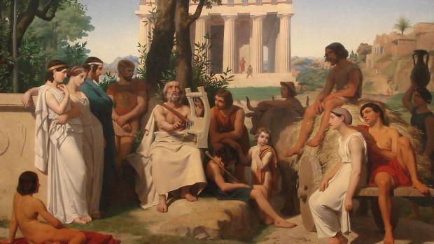 Biografia: Parmênides.