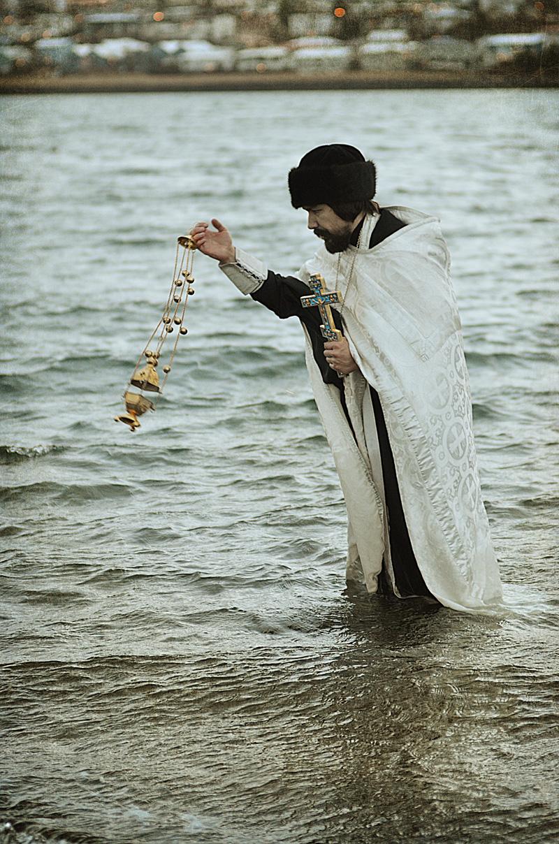 В день Святого Богоявления в Исландии совершили Таинство Крещения и освятили воды Атлантического океана