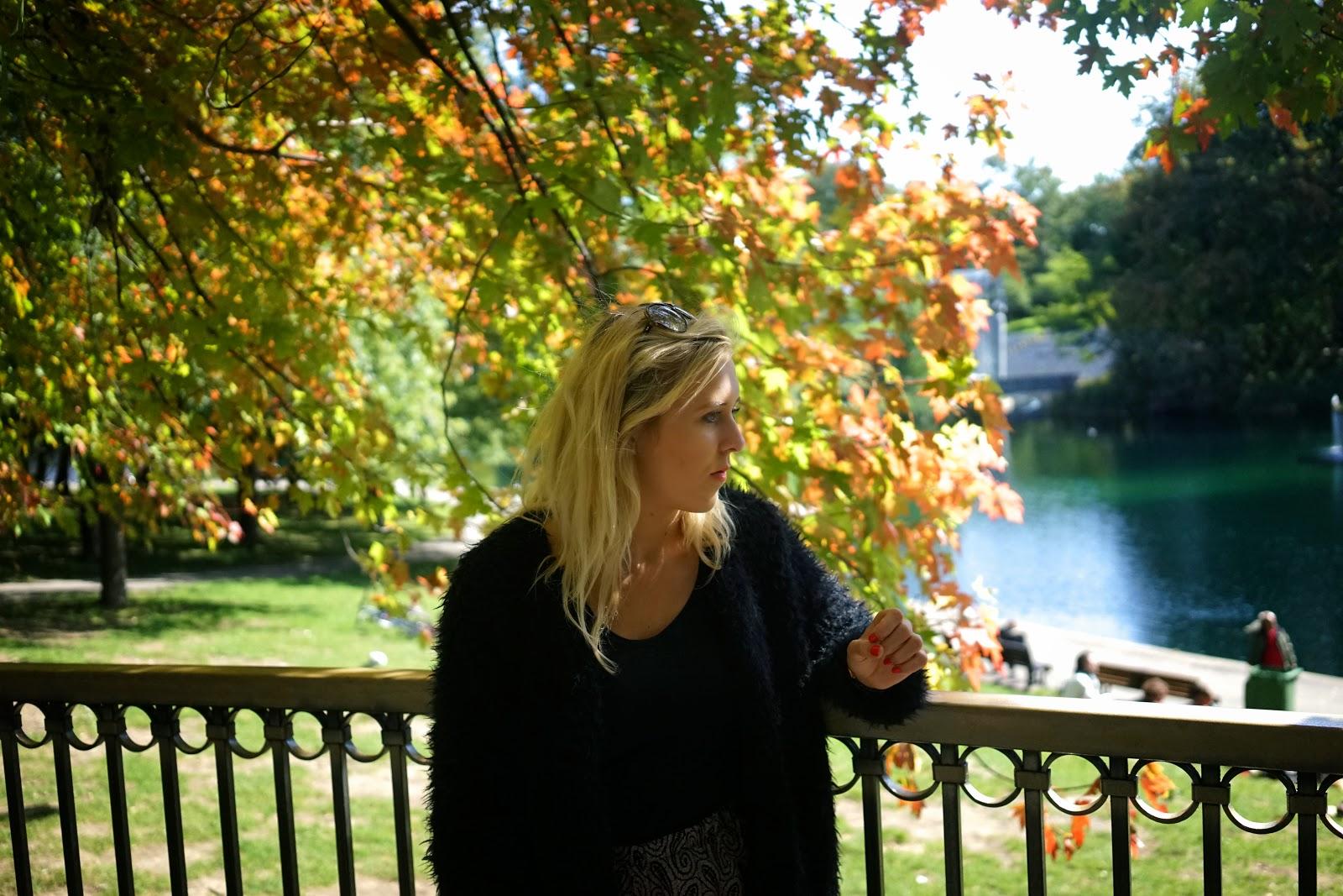 la parc fontaine Montreal