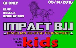 KIDS IMPACT BJJ