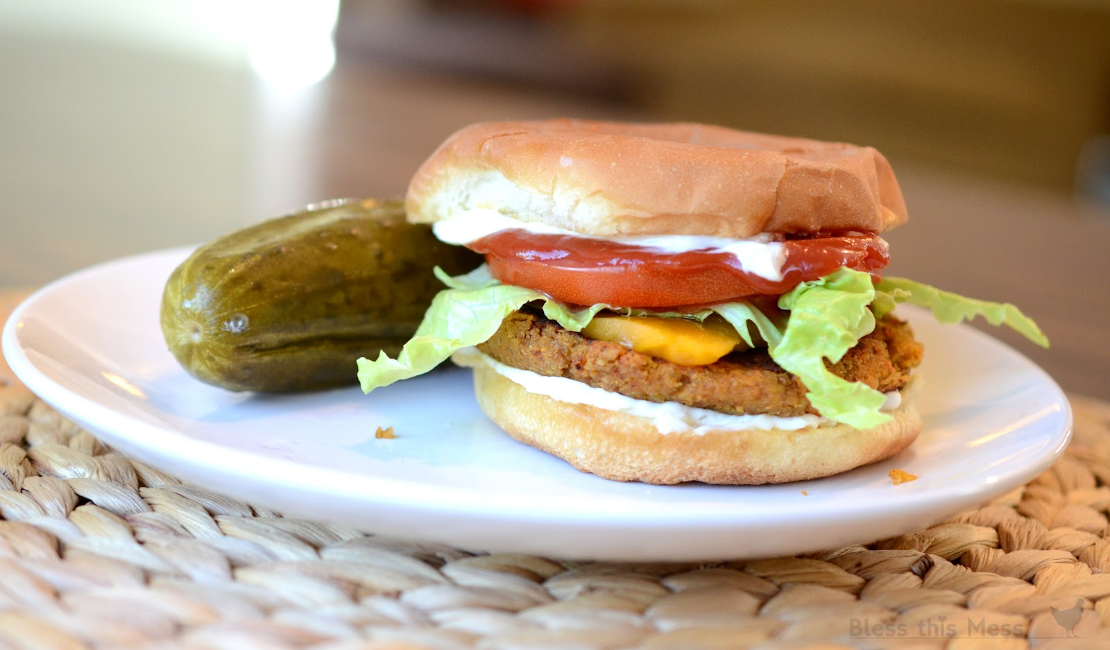 Vegetarian Lentil Burger Recipes — Dishmaps
