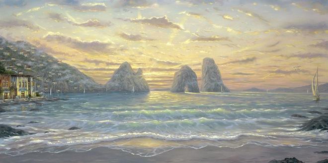 Pinturas en Lienzo de Robert Finale