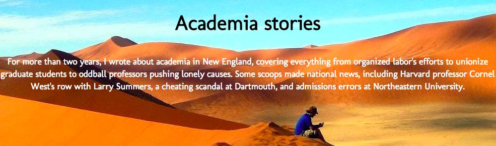 Academia stories