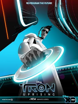 Tron: Cuộc Nổi Dậy - Tron: Uprising (2012) Poster