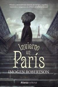 Invierno en París