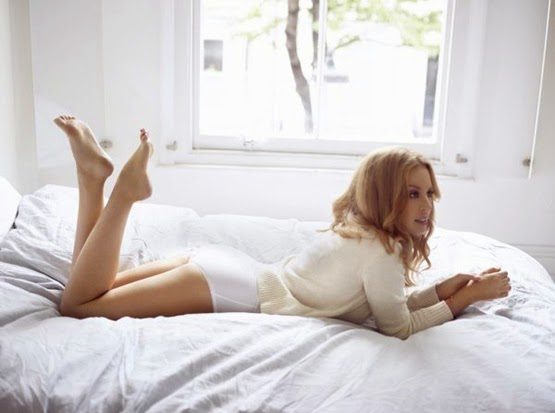 Sloggi ropa interior Kylie Minogue