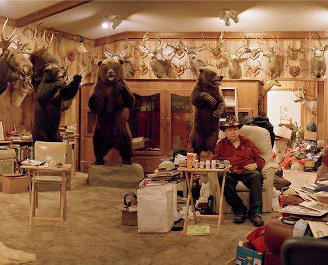 Debbi 39 S Blog Antelope In The Living Room