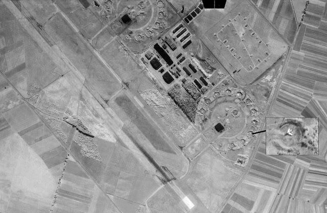 F-100 Super Sabre 11ème escadre