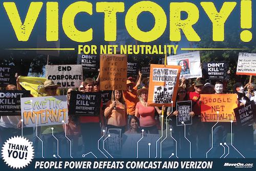 Net Neutrality Preserved